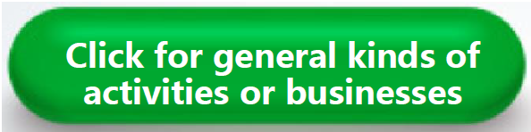 green button linking to general kinds of activities or businesses